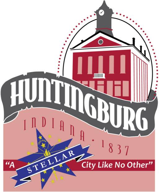 Huntingburg Stellar Logo